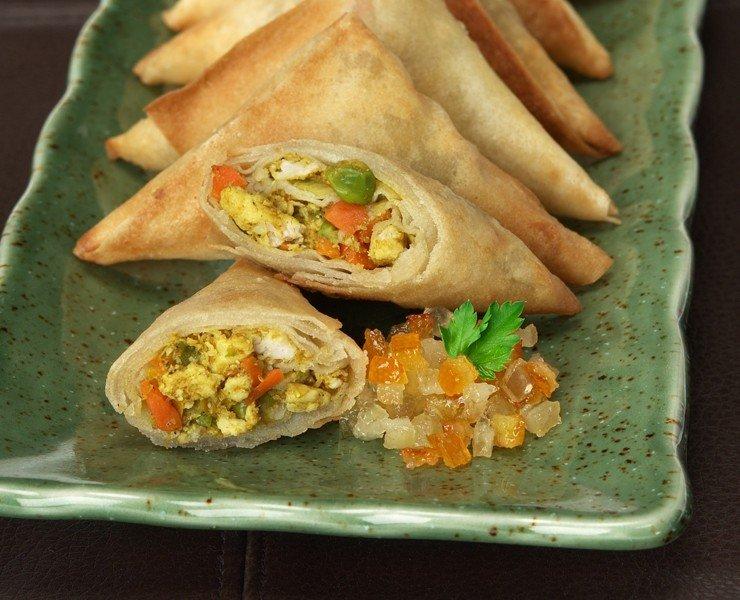 Chicken Samosa - Kabobs - buy / order online