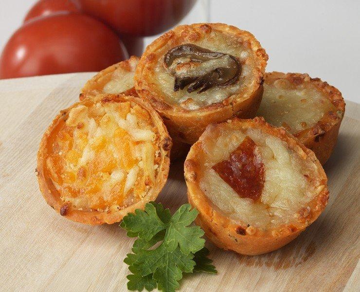 Mini Deep Dish Sausage Pizza - Kabobs - buy / order online