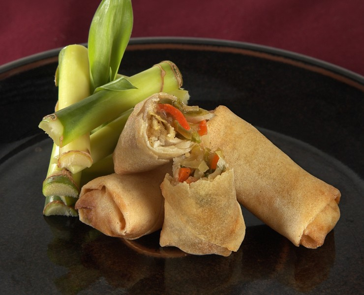 Mini Vegetable Springroll