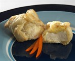 Chicken Dijon in Pastry