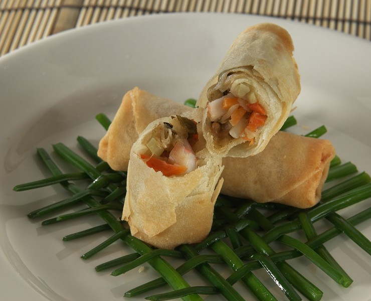 Shrimp Springroll