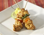 Chili-Lime Chicken Kabob