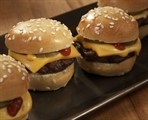 Black Angus Mini Cheeseburgers (Sliders)