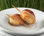 Bacon Wrapped Waterchestnuts