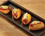 Mini Chicago Style Dogs