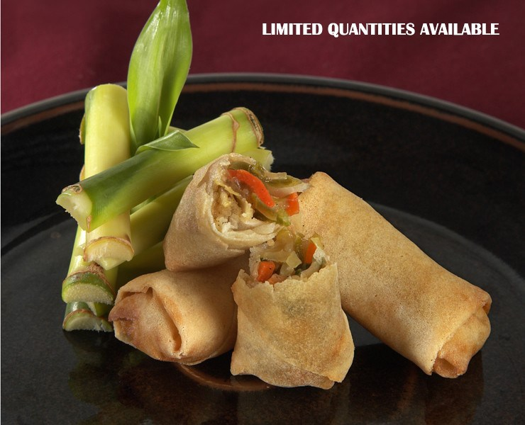 Mini Vegetable Eggroll