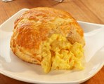 Three Cheese & Egg Buttermilk Biscuit