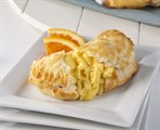 Artisan Breakfast Turnovers - Sauteed Leeks and Wild Mushrooms