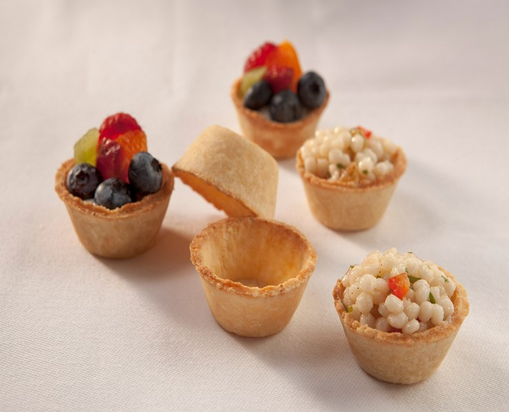 "Gluten-Friendly Tart Shells (1.5"")"