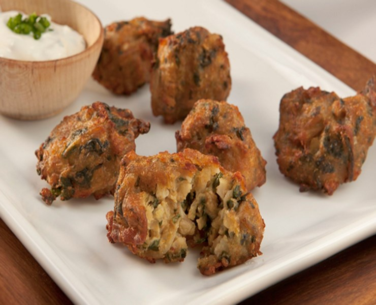 Spicy Vegetable Pakora