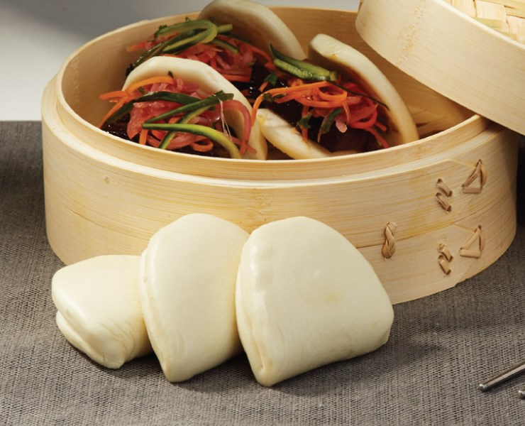 Mini Steamed Buns