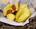 Jamaican Spiced Beef Patty