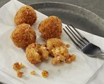 Pimento Mac n' Cheese Fritter